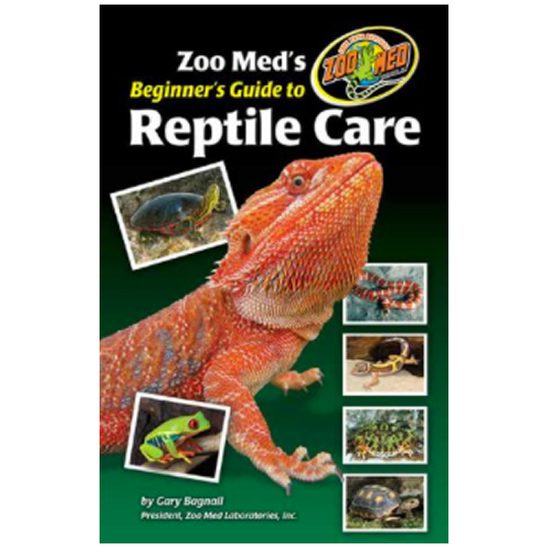 Zoo Med Beginner S Guide To Reptile Care Reptile