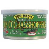 ZooMed Can O' Grasshoppers 35g