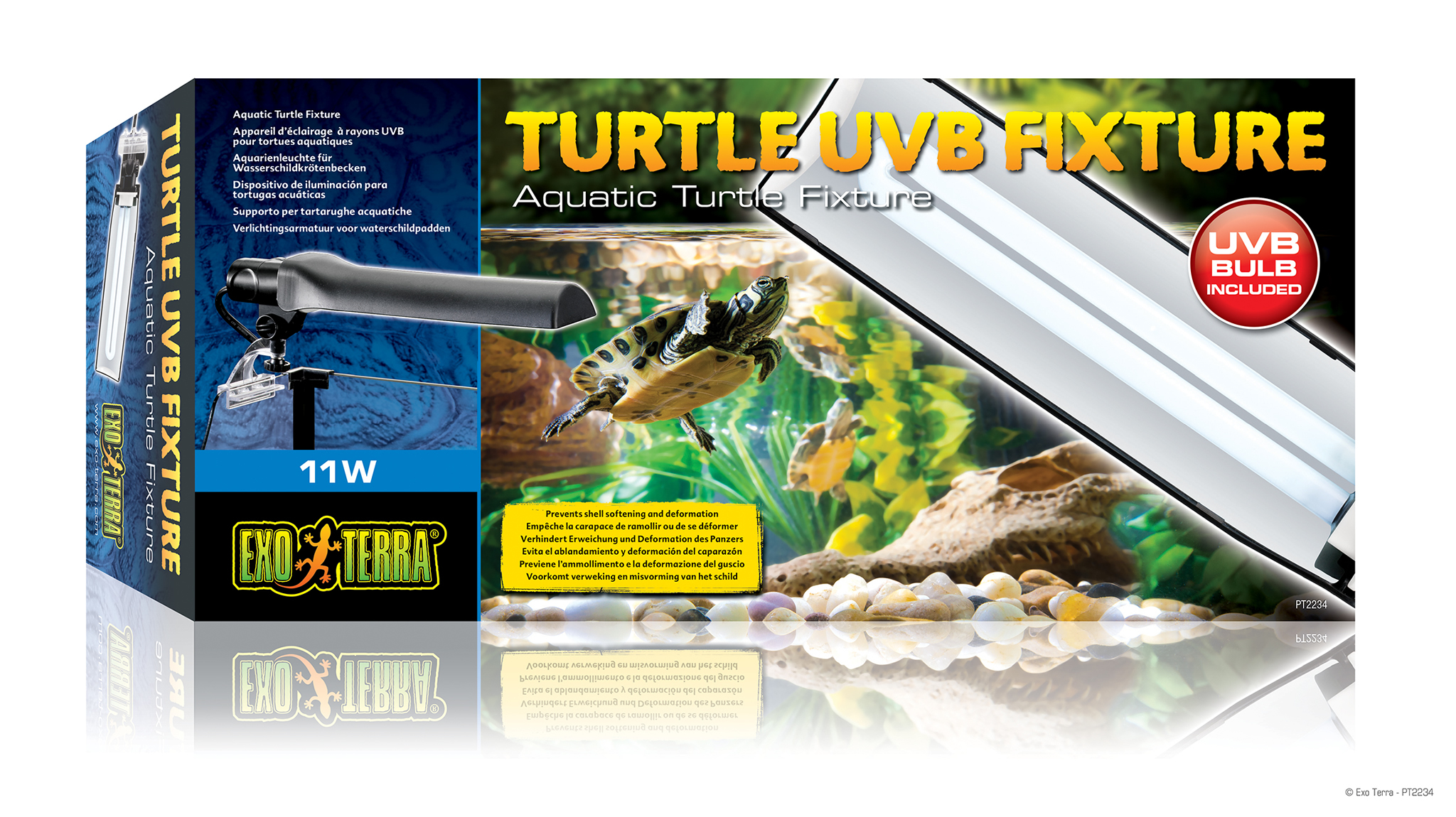 turtle tank uv light - Do You Need A Uvb Light For Turtles 2017 - Fish ...