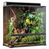 Exo Terra Glass Terrarium 900x450x900mm