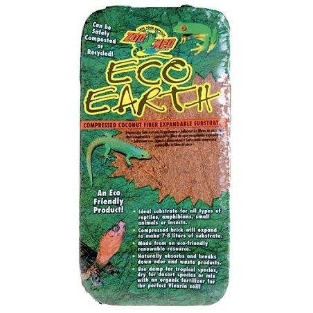 Zoo Med Eco Earth 3 Pack Reptile Centre