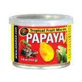 ZooMed Tropical Fruit Mix-in Papaya 113g