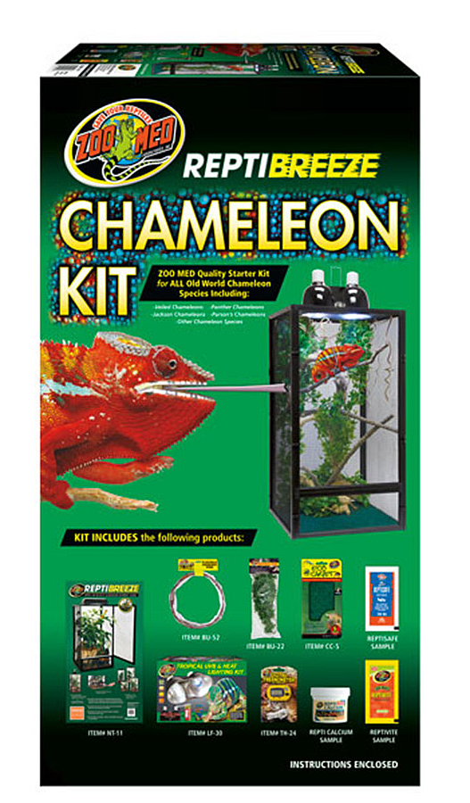 Zoo Med Reptibreeze Chameleon Kit Reptile Centre