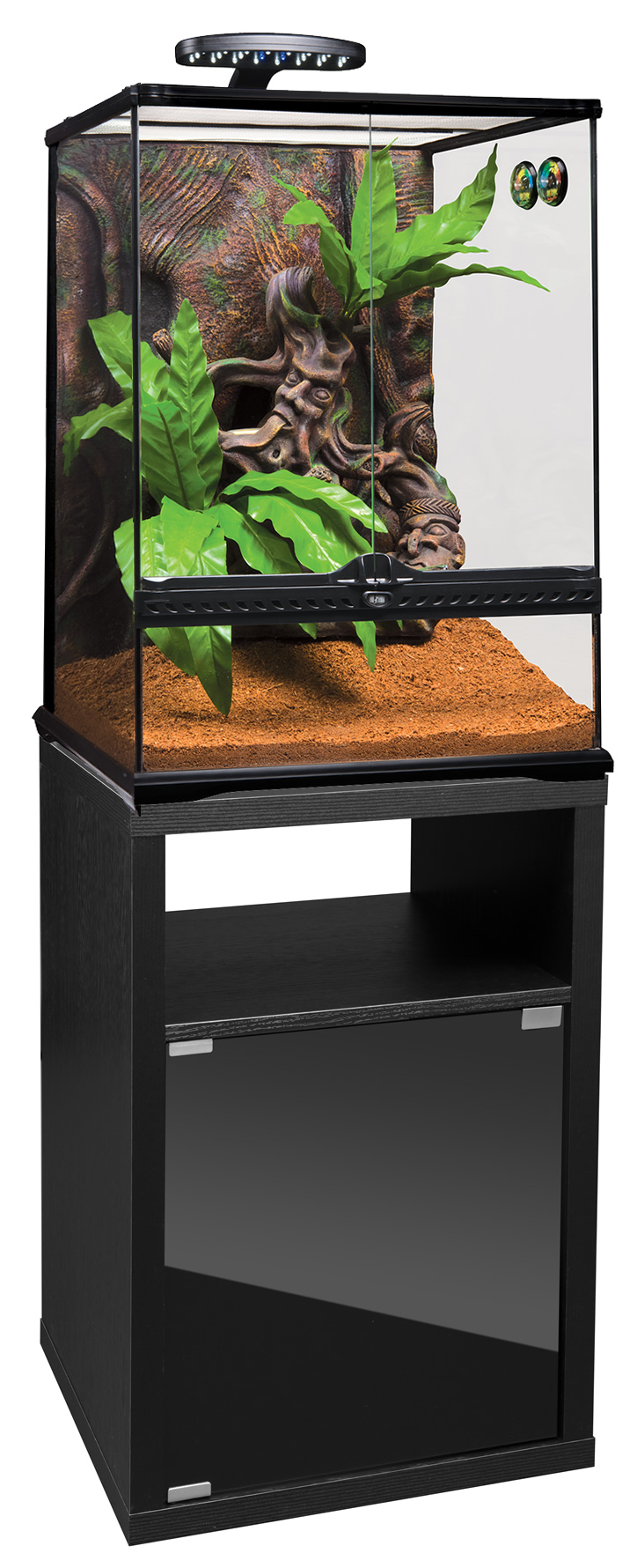 Exo Terra Crested Gecko Kit 45x45x60cm Amp Cabinet