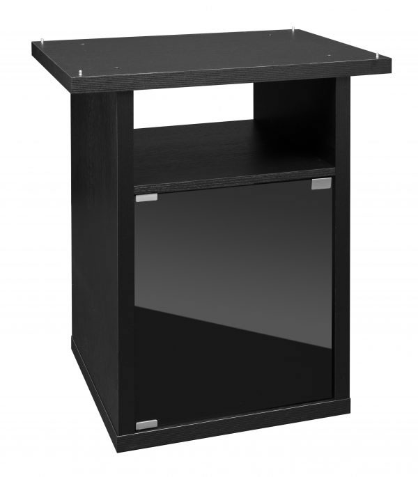 exo terra terrarium cabinet black 60cm reptile. Black Bedroom Furniture Sets. Home Design Ideas