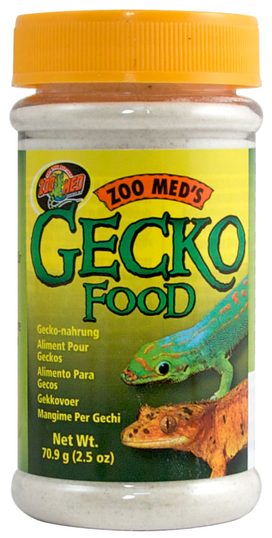 Zoo Med Gecko Food 70 9g Reptile Centre
