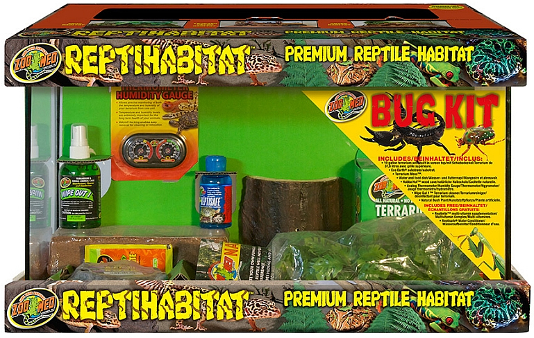 Zoo Med Reptihabitat Bug Kit Reptile Centre