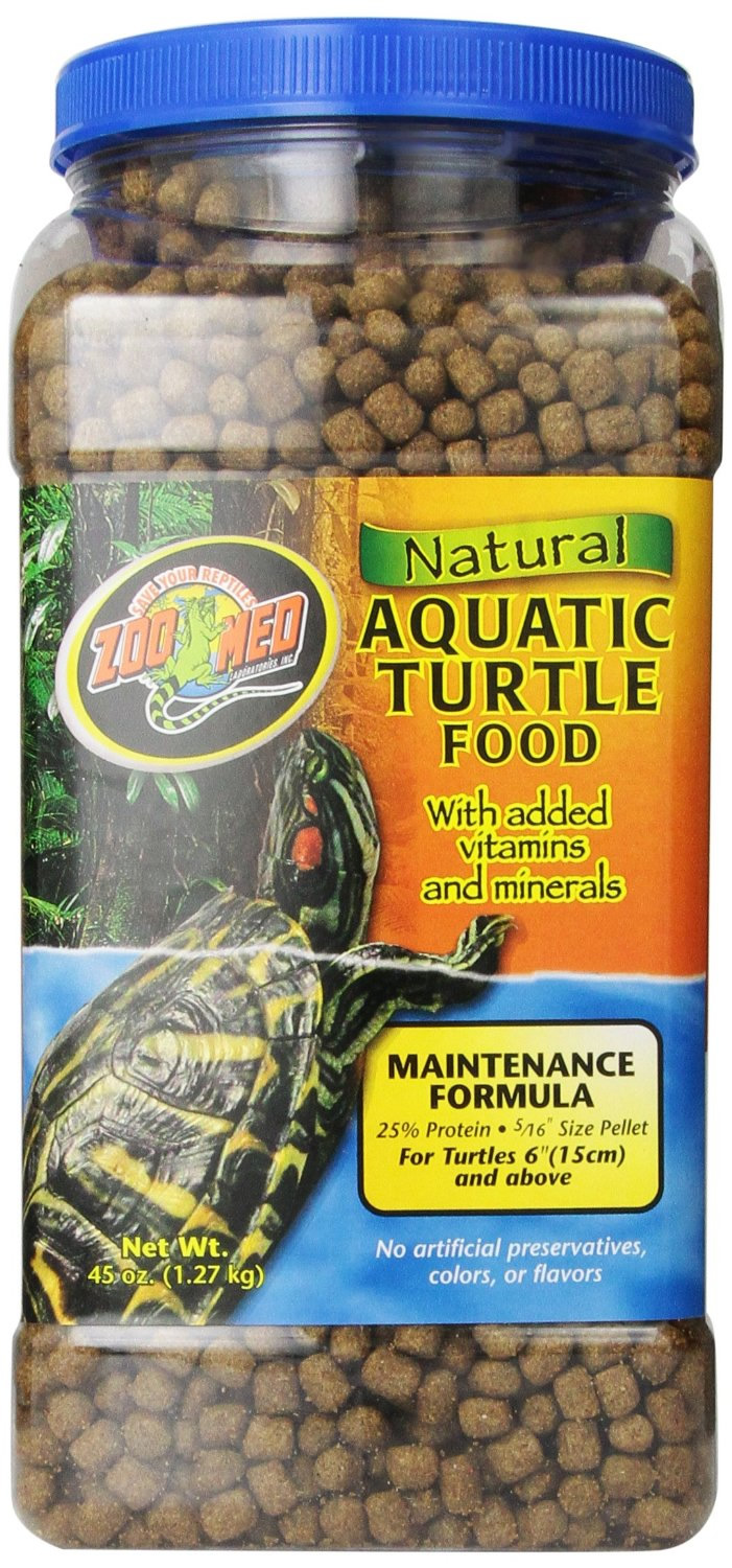 Zoo Med Aquaticturtle Food Maintenance 1 27kg
