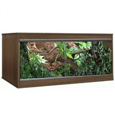 Vivexotic Tobacco Walnut LX36 Vivarium 915x375x405mm