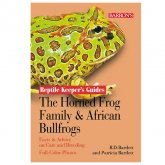 Barrons Horned Frogs & African Bullfrogs