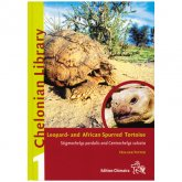 Chimaira Chelonian Library 1 Leopard & African Spurred Tortoise