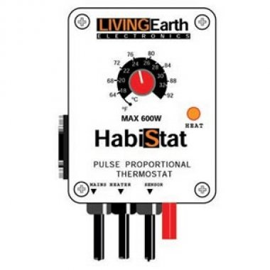 Habistat Day Night Pulse-prop Thermostat