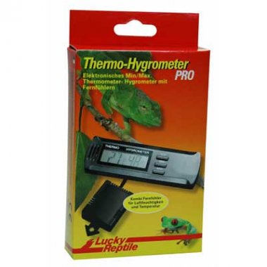 Lucky Reptile Thermometer Hygrometer PRO