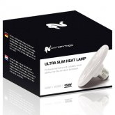 White Python Ultra Slim Ceramic heater 150W