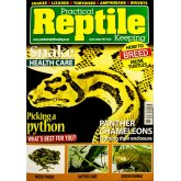 Practical Reptile Keeping October 2013