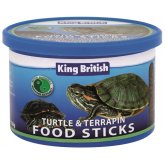 King British Turtle Food Sticks 110g