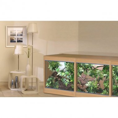 Vivexotic Ellmau Beech MODX36  Vivarium EXTENSION 919x919x919mm