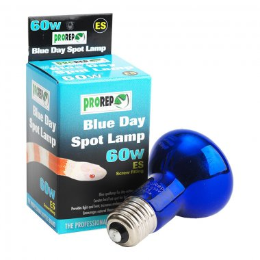 ProRep Blue Day Spot Bulb 60W ES (Screw)