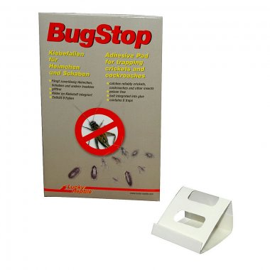 Lucky Reptile BugStop Cricket trap (6-pack)