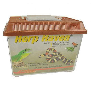 Lucky Reptile Herp Haven Small 230x160x175mm