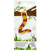 Blue Bug Magnetic Bookmark Snake