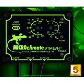 Microclimate B1MEHT Hight Temp Dimming Thermostat Magic Eye