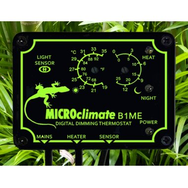 Microclimate B1ME Dimming Thermostat Magic Eye