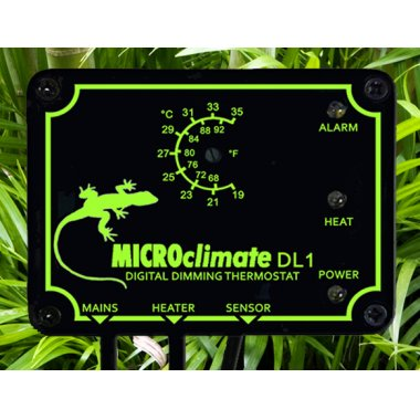 Microclimate DL1 Dimming Thermostat with Alarm