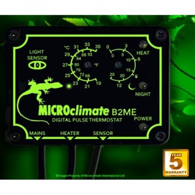 Microclimate B2ME Pulse Night Drop Thermostat 600w
