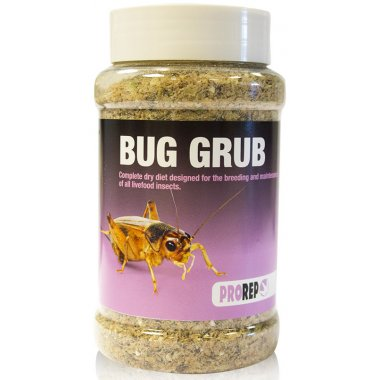 ProRep Bug Grub Jar Pack 300g