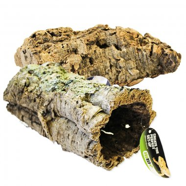 ProRep Cork Bark Mixed pieces - 5kg Pack