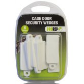 ProRep Cage Door Rubber Wedges (Pk 6)