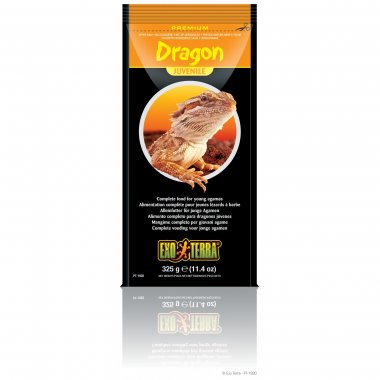 Exo Terra Bearded Dragon Food Juv. 750g