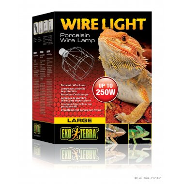 Exo Terra Wire Light Large
