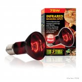 Exo Terra Infrared Basking Spot Lamp 75W