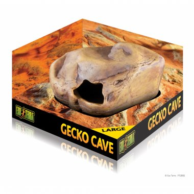 Exo Terra Gecko Cave Large
