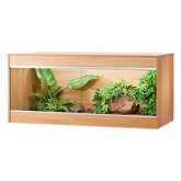 Vivexotic Repti-Home Vivarium - Extra Large Maxi Oak 137.5x49x56cm