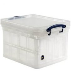 Plastic Tubs and Boxes