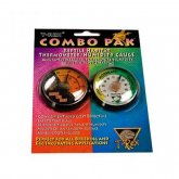 T-Rex Combo Pack Thermometer Humidity Gauge