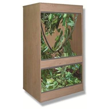 Vivexotic Winchester Oak AX24 Vivarium 587x610x1216mm