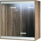 Vivexotic Viva+ Arboreal Vivarium - Medium Walnut 86x49x91.5cm