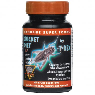 T-Rex Repashy Cricket Diet Insect Loading Formula 50g