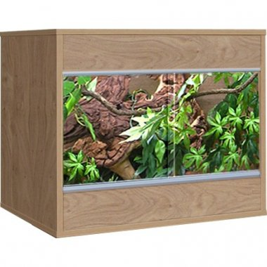 Vivexotic Winchester Oak VX24 Vivarium 587 x  470 x 525mm