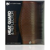 White Python Heat Guard & Reflector Earth Brown