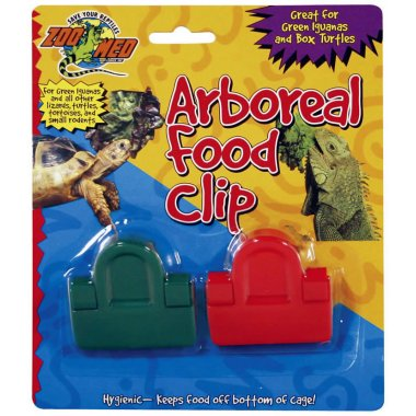 Zoo Med Arboreal Food Clip