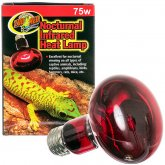 Zoo Med Infrared Heat Lamp 75W ES