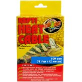 Zoo Med Repti Heat Cable 100W 12m