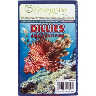 Peregrine Blister Pack Dillies 100g