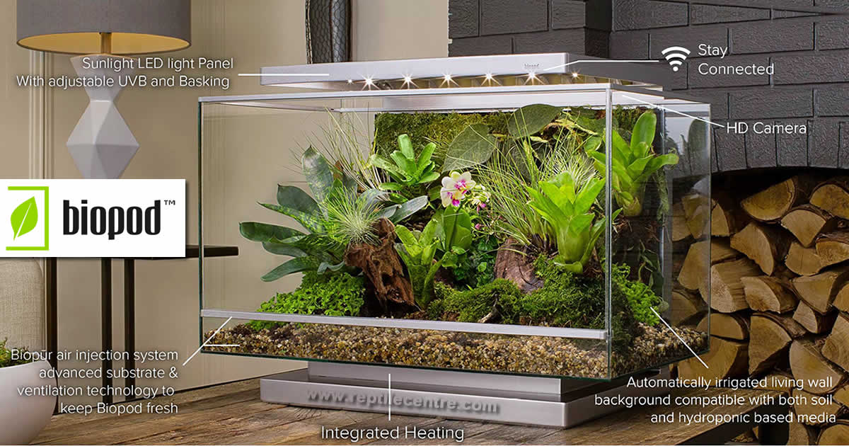 biopod features