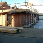 Extension nearly finished
